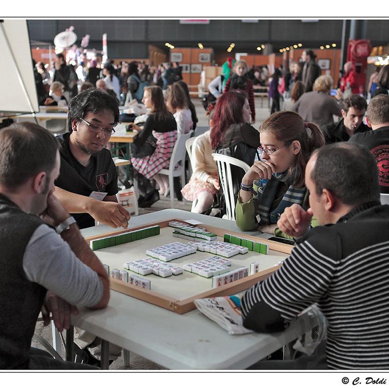 Espace jeux en société