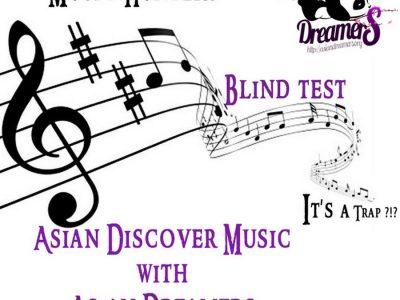Participez à des jeux musicaux avec Asian Dreamers !