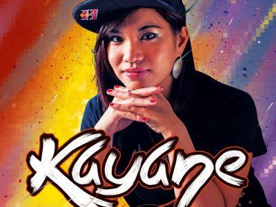 Kayane : défi et rencontre-dédicace