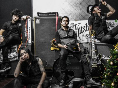 Vibrez au son « loud rock » de XMAS