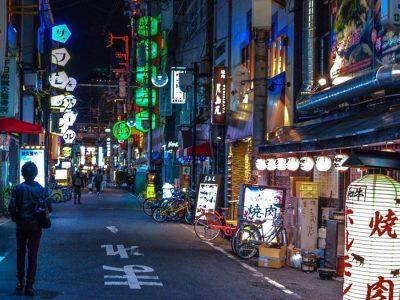 La nuit japonaise sous l'objectif de Joris Ea