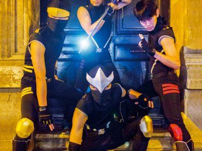 Le show des ninjas