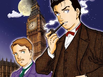 Sherlock Holmes en manga avec Morihiko Ishikawa