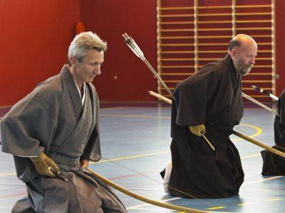 Apprenez le tir à l'arc japonais !