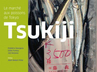 Tsukiji, marché aux poissons de Tokyo