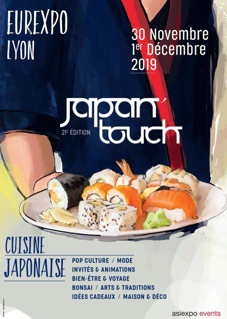 Japan Touch Lyon 2019