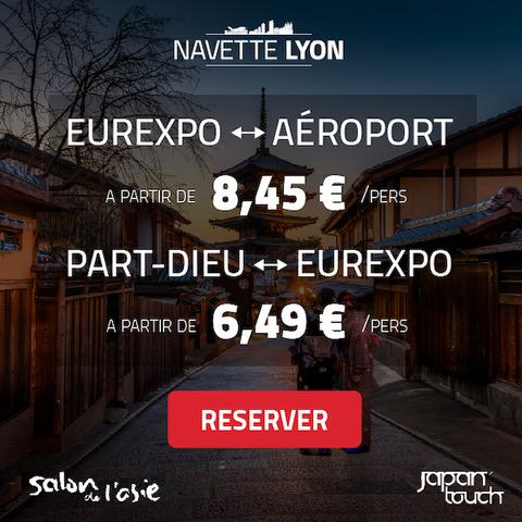 Navette Lyon