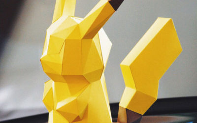 MAQUETTES & PAPERCRAFT