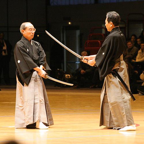 Sabre japonais