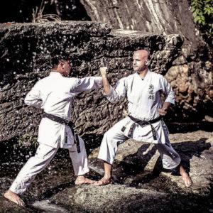 Karate Shorin ryu
