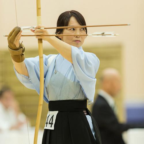 EXPOSITIONS JAPANESE ARCHERY / JAPON - TERRE DE CONTRASTE