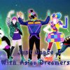 concours de danse et autres animations