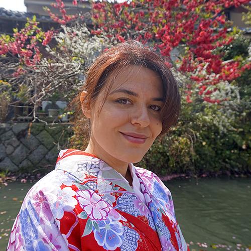 JORANNE BAGOULE / OBJETS DU JAPON