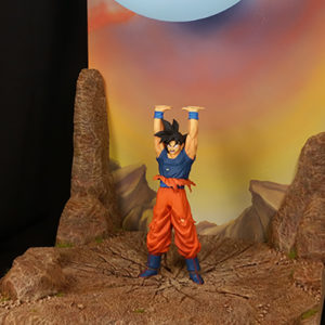 Diorama Dragon Ball