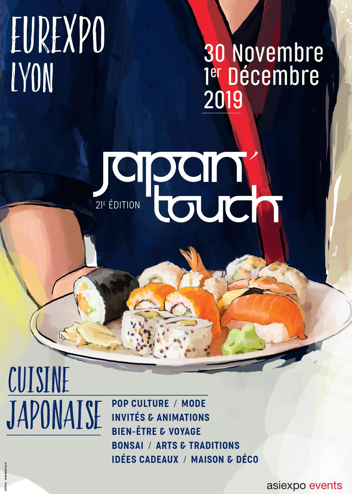 JAPAN TOUCH 2019